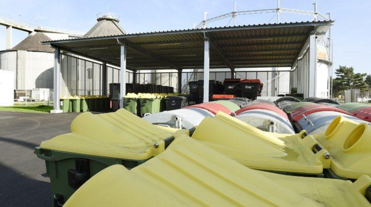 Die Abteilung Entsorgung schreibt für 2020 1,1 Millionen Euro im Bereich Müllorganisation aus.
