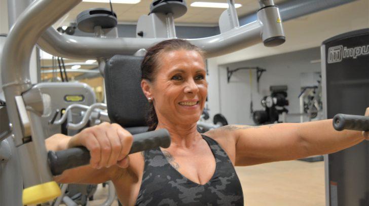 Globo Gym Studioleitern Helga Poschinger unterstützt dich bei deinen Fitnessträumen!