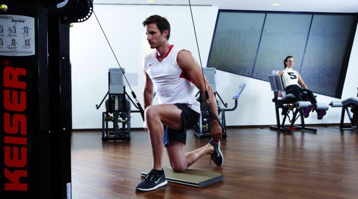 Trainiere deinen Körper in der KärntenTherme.