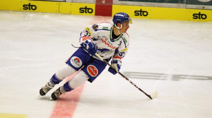 Christof Kromp wird ab sofort für den HC Innsbruck spielen.
