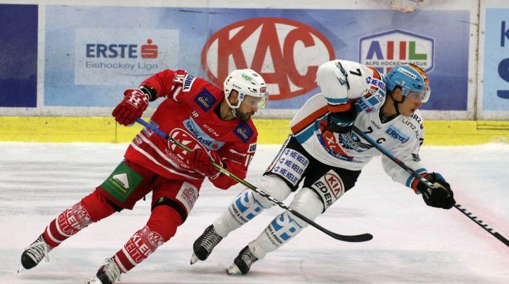 Knapp fünf Wochen nach dem Start ins Eistraining bestreiten die Rotjacken ihre erste Partie der Pre-Season.