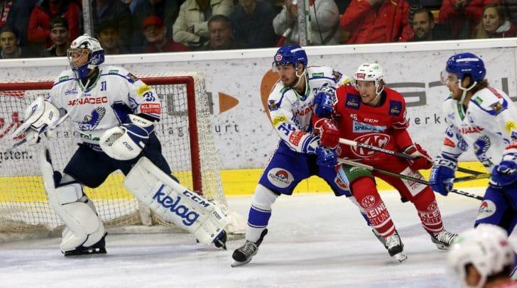 Beim ersten Kärntnerderby der Saison am 18. Oktober gewann der KAC. Wer holt heute den Sieg nach Hause?