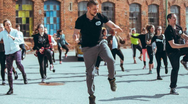 Rockthebilly: ein Tanzkonzept erobert Europa