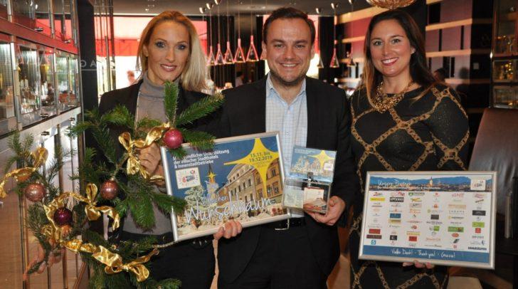 Die Betriebe unterstützen mithilfe eurer Spenden das Ö3-Weihnachtswunder.