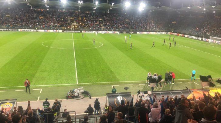 Der WAC hat sich ein Ticket für die Europa League geholt.