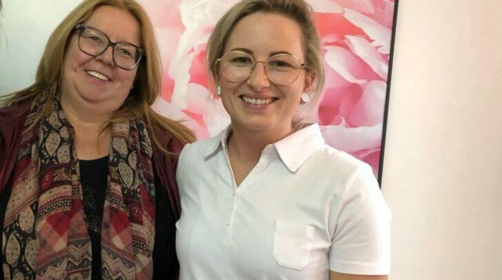 Mit der Hilfe von Inhaberin Carmen Strauss und ihrer Mitarbeiterin Catalina fühlst du dich wieder wohl im eigenen Körper.