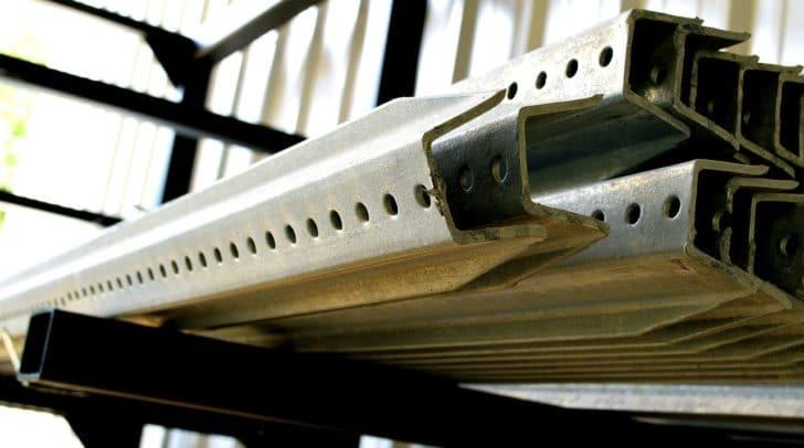 In Poggersdorf entsteht eine hochmoderne Anlage zur Profilierung von Stahlträgern.