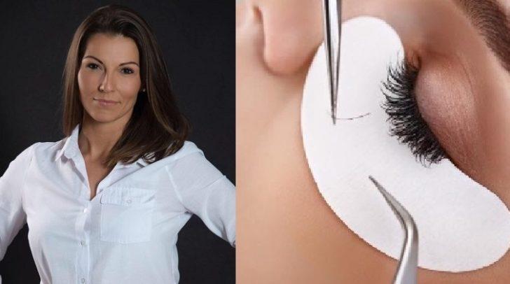 Die erfahrene Wimpernstylistin Romana Aschbacher verleiht dir in ihrem Studio den perfekten Look.