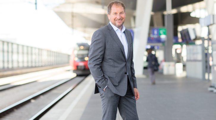 Für Regionalmanager Reinhard Wallner steht Kundenzufriedenheit an erster Stelle.