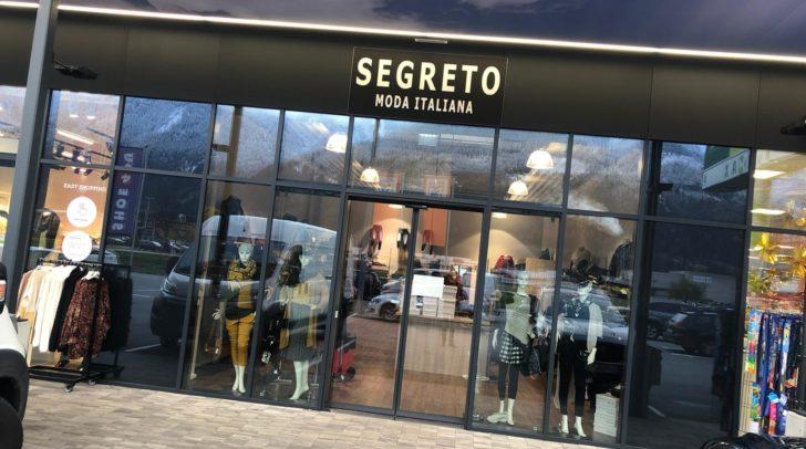 Am Freitag wird in Spittal eine neue SEGRETO Filiale eröffnet.