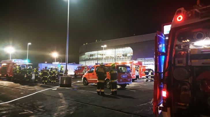 Einige vor Ort sind sich sicher: Ohne die schnelle Reaktion des Mitarbeiters und der Feuerwehr wäre es schlimmer ausgegangen.