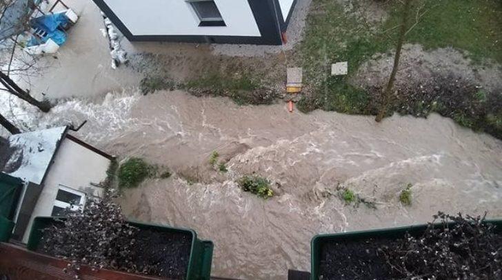 Die aktuelle Lage in Gödersdorf.