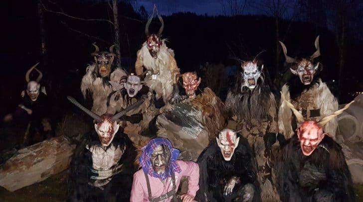 Die Arriacher Nockteufel feiern ihr 30-jähriges Bestehen.