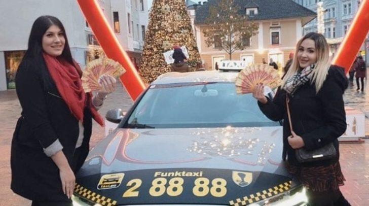 Wir verlosen gemeinsam mit Funktaxi 2 88 88 zwei City Gutscheine im Wert von je 150 Euro!