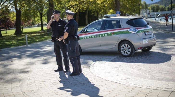 Magistrat Klagenfurt Ordnungsamt