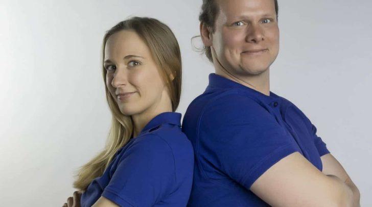 Die zwei Masseure Tanja Gnaser und Andreas Pirker erwarten euch ab dem 13. November.
