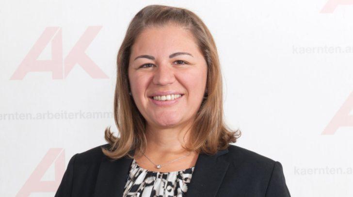 Neue Mediensprecherin für AK-Präsident Günther Goach: Verena Tischler