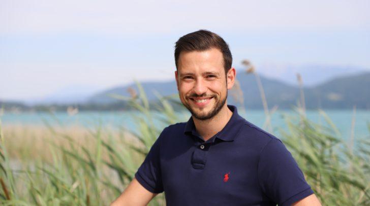 Tourismuslandesrat Sebastian Schuschnig