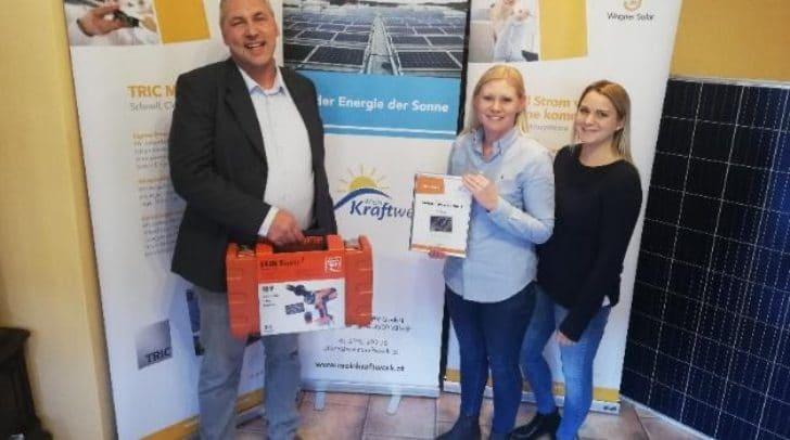 Sowohl die Firma Mein Kraftwerk als auch die Firma Wagner Solar freuen sich auf eine weitere Zusammenarbeit.