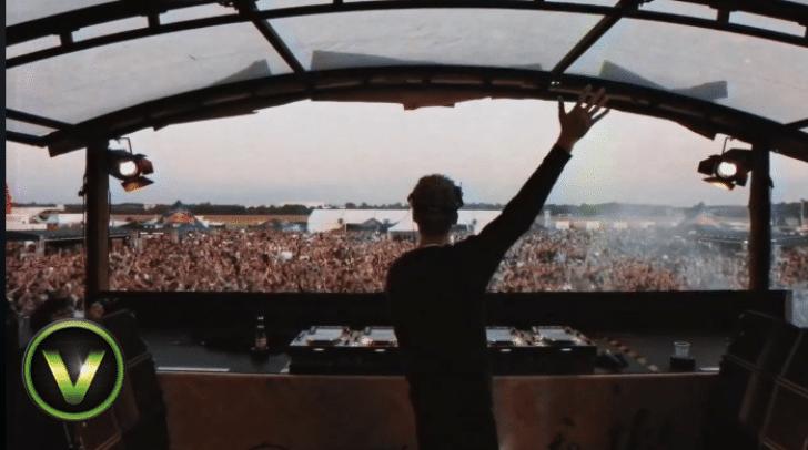 Der Top-DJ Tujamo legt am 14. Dezember im V-Club für euch auf!