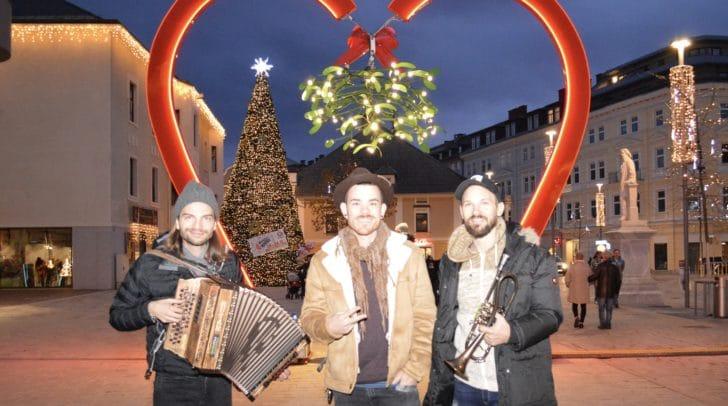 Die Band Matakustix gastiert am 14. Dezember in der Villacher Innenstadt. Eintritt ist frei!
