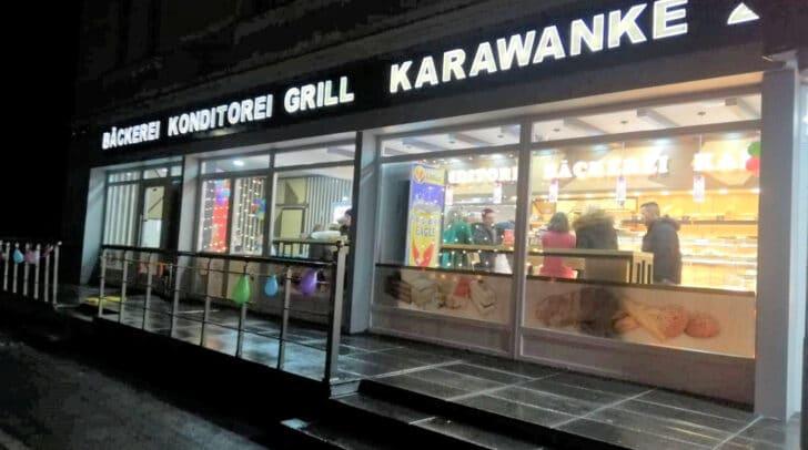 Die Bäckerei Karawanke eröffnete in den Räumlichkeiten der Pizzeria Gepetto.