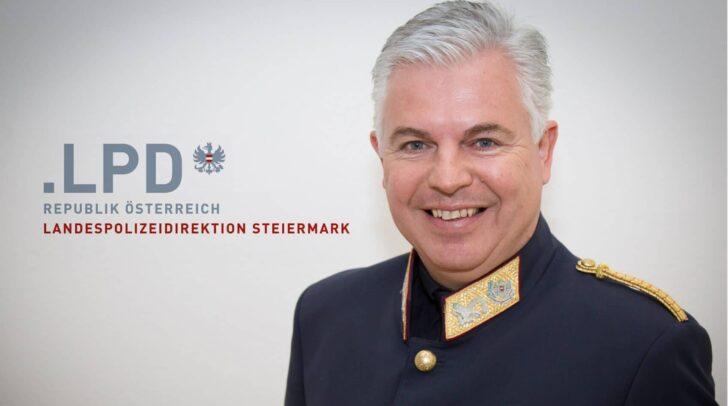 Ermittlungen gegen den Stellvertretenden Landespolizeidirektor Alexander Gaisch laufen.