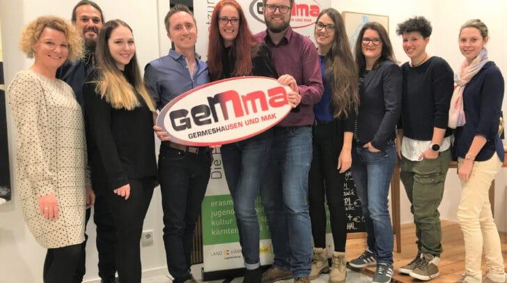 Das Team von GEMMA freut sich viele weitere Projekte für Kärntens Jugend.