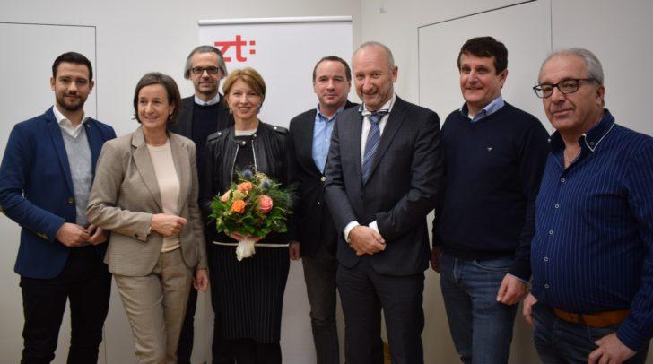 Beim 11. Kärntner Baugipfel wurde über aktuelle Themen rund um die Bauwirtschaft in Kärnten diskutiert.