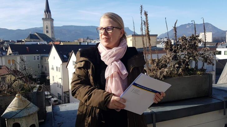 Immobilien Expertin Helene König steht dir beim Verkauf deiner Gebrauchtimmobilie zur Seite.