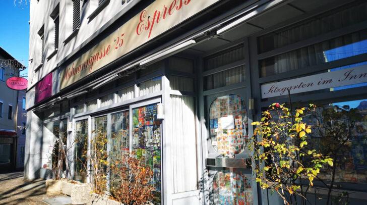 Das von Wirtenlegende Fritz Mayer geführte Kaffeehaus ist geschlossen.