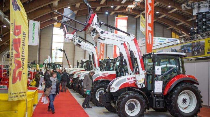 Die Agrarmesse Alpen-Adria wirbt im heurigen Jahr wieder mit einigen Highlights und Neuigkeiten rund um die Arbeit am Hof und Feld.