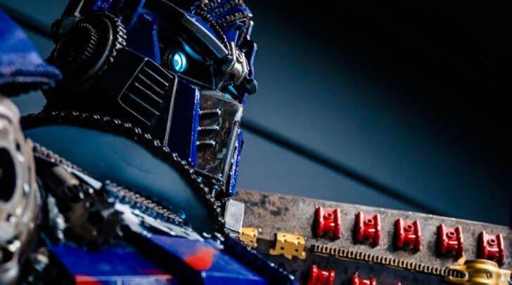 Gigantische Laser-Spiele erwarten die Besucher.