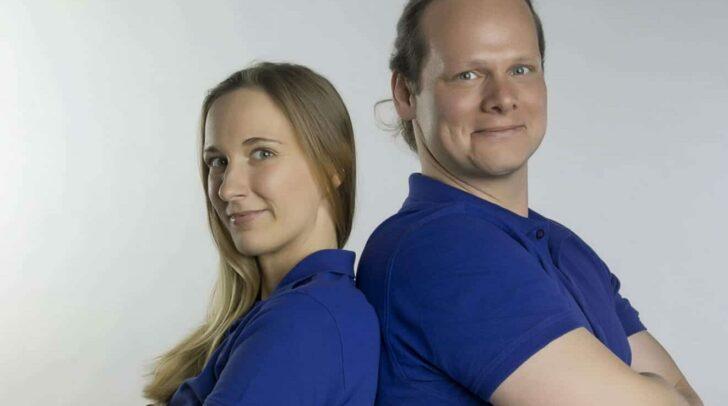 Tanja und Andreas erwarten euch...