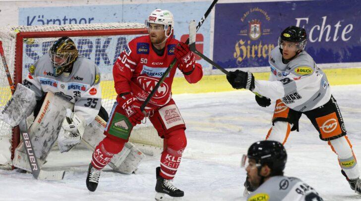 Seit dem Einstieg in die höchste Spielklasse konnten die Vorarlberger nur in fünf ihrer 18 Heimspiele gegen die Rotjacken voll punkten.