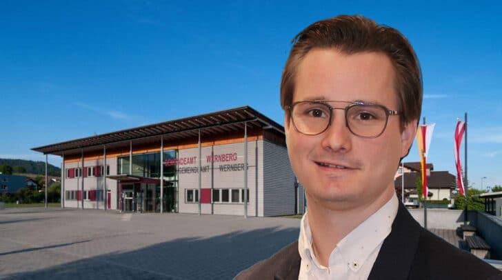Der Wernberger FPÖ-Chef Markus di Bernardo folgt auf Arthur Rasom als neuer Gemeindevorstand
