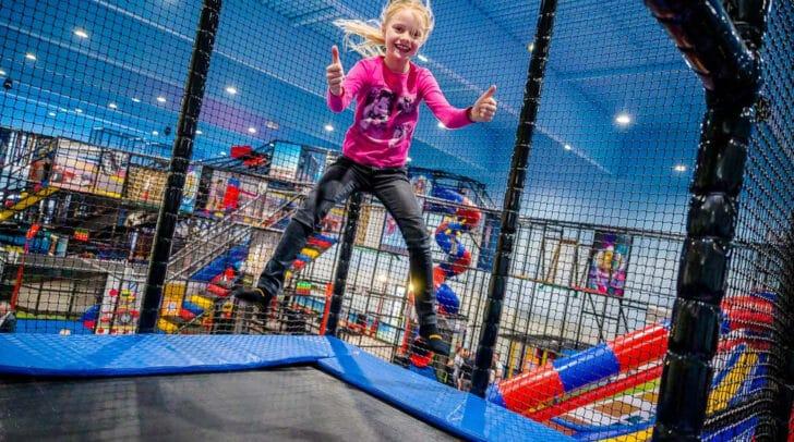 Viel Spaß in Österreichs größtem Familien Indoor Freizeitpark