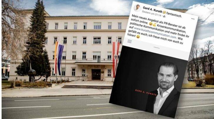 Damit der Leiter des Landespressedienstes, Gerd Kurath, nun selbstständig als Berater aktiv sein kann, muss er als Landesbediensteter bestimmte Prämissen erfüllen.