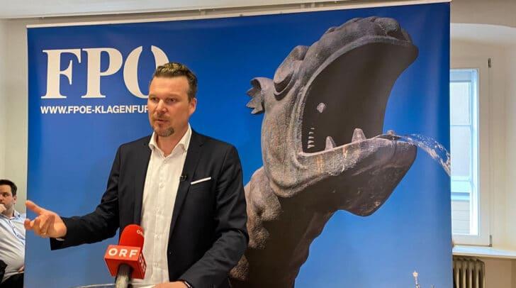 """Klagenfurts Vzbgm. Wolfgang Germ: """"Ähnliche Maßnahmen wie sie Villach setzt, seien ein erster wichtiger Schritt um Betriebe in Klagenfurt nach Wochen des Verdienstausfalles zu stützen."""""""