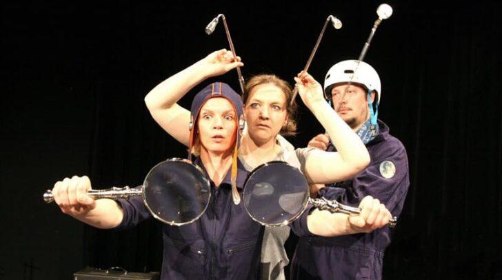 Kinder, in Villach spielt es sich ab: Theater für das junge Publikum.