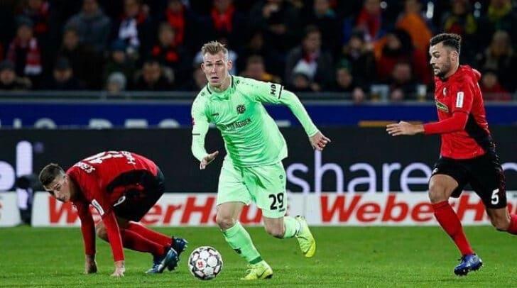 Der 20-jährige Benjamin Hadzic kommt vom deutschen Zweitligisten Hannover 96 und erhält einen Vertrag bis zum 30. Juni 2022.