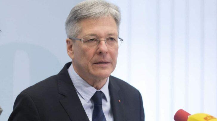 Landeshauptmann Peter Kaiser zeigte sich heute erfreut über die Absage des Kroatentreffens am Loibacher Feld.