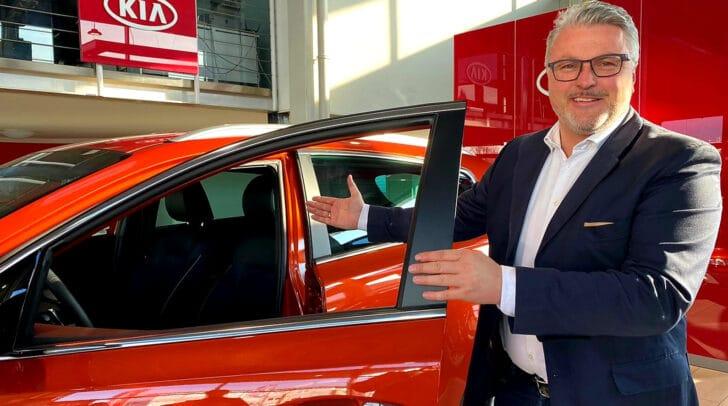 Geschäftsführer Martin Sintschnig erwartet euch gerne zur Probefahrt.