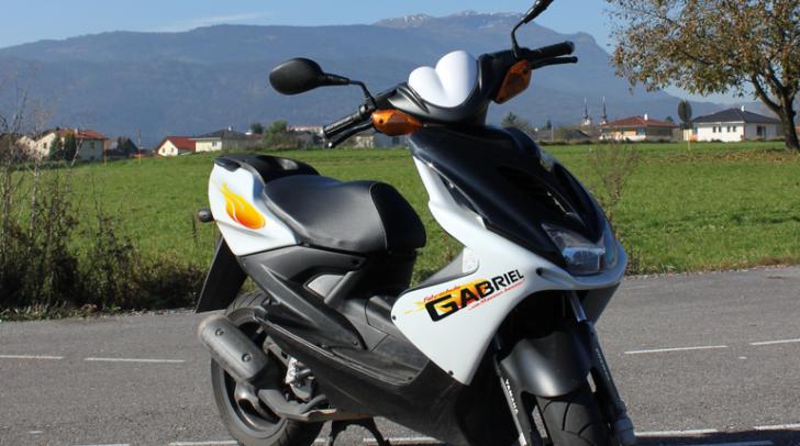 In den Ferien ganz easy zum Moped-...
