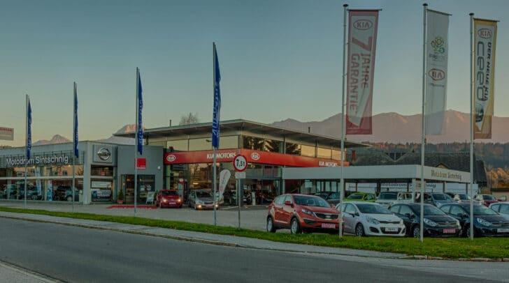 Das könnte schon bald dein neuer Arbeitsplatz sein: Autohaus Sintschnig Villach