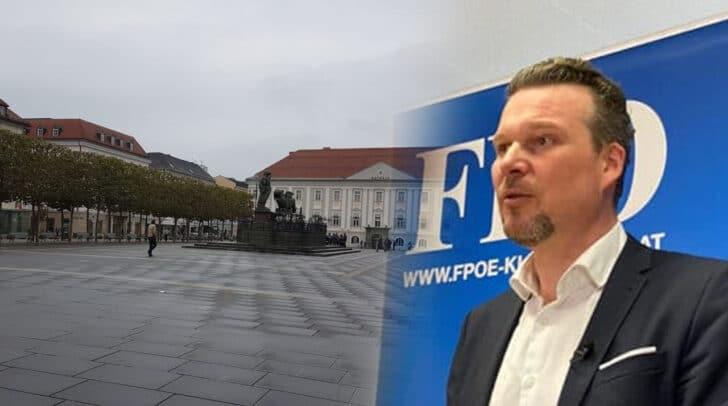 Vizebürgermeister Wolfgang Germ: