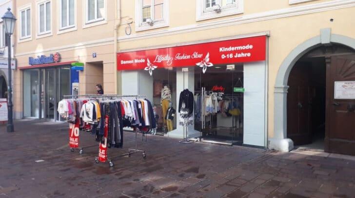 Seit heute haben die Türen vom LiLaDy Kids-Fashion Store am Alten Platz in Klagenfurt geöffnet.