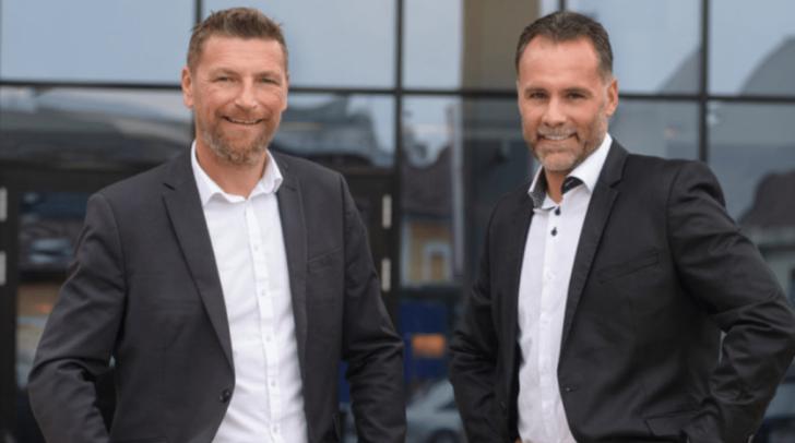 """""""Umschulden rechnet sich"""", meinen die Finanzreal-Experten Roland Potocnik und Dieter Wallner (v.l.)."""