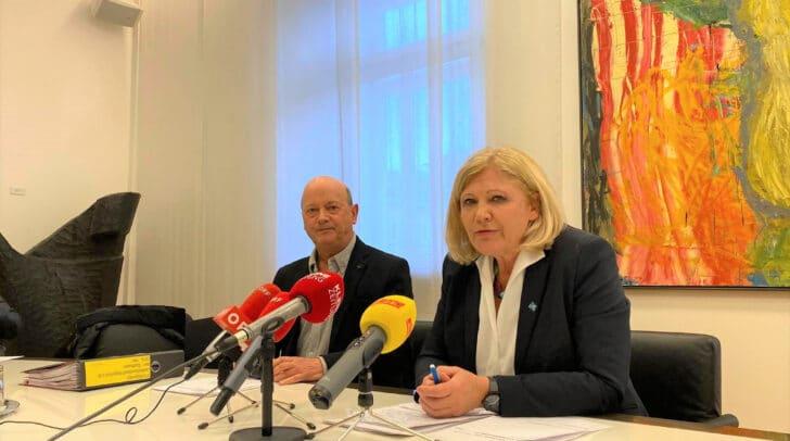 Bürgermeisterin Dr. Maria‐Luise Mathiaschitz zeigt sich zutiefst betroffen.