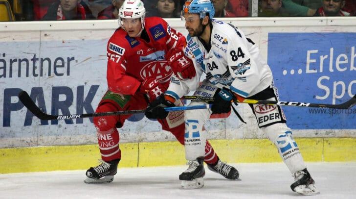 Sollten die Rotjacken eines der nächsten Spiele gegen die Linzer Black Wings verlieren, würde das das vorzeitige Ende der heurigen Saison für die Klagenfurter bedeuten.